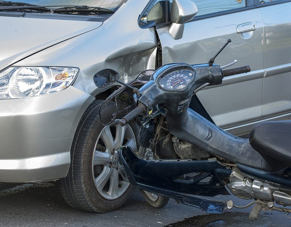 Is The Person Making A Left Turn Always At Fault In A Car Accident?